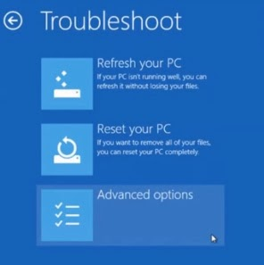 windows8.1-problem