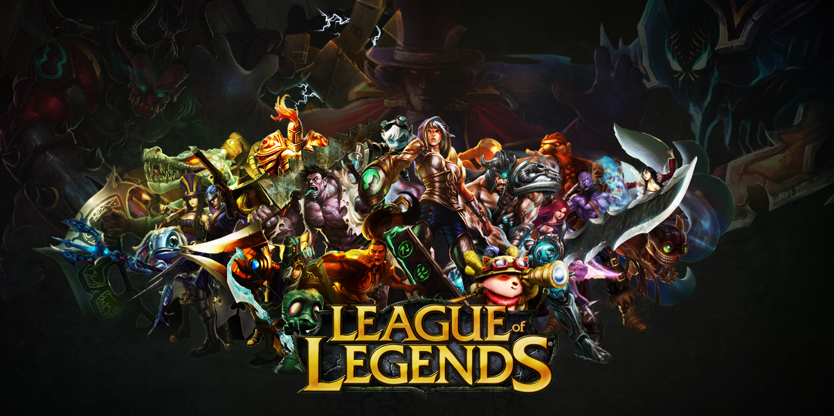 fixar League of Legends erros do jogo