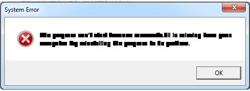 reparar o erro Mscorwks.dll