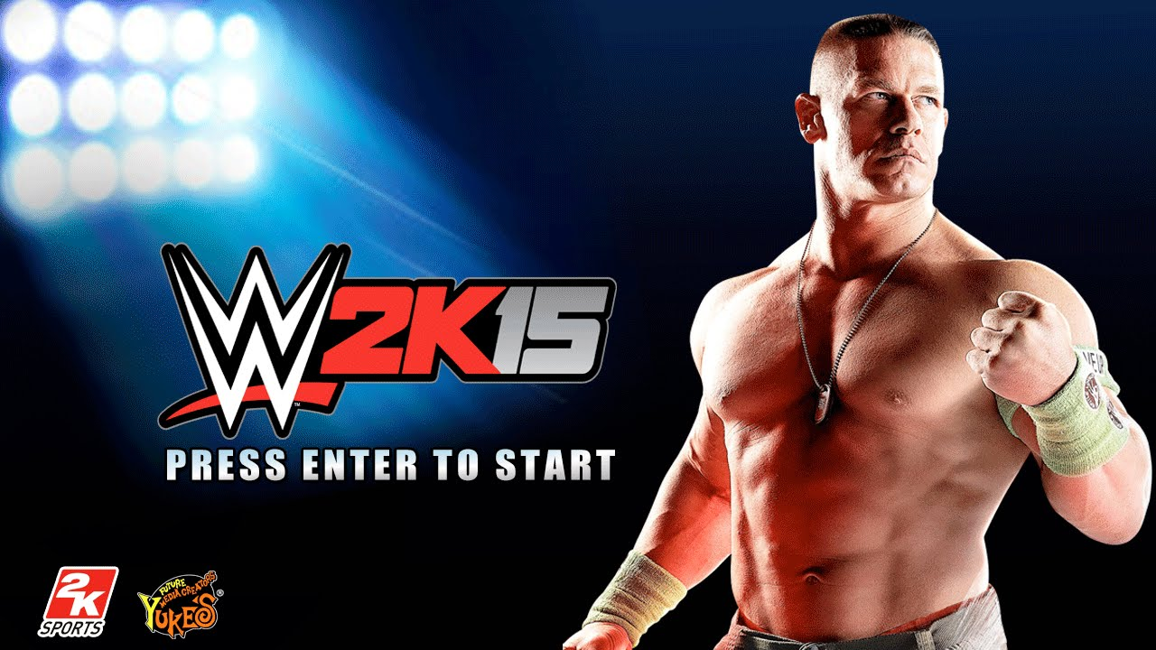corrigindo erro para WWE 2K15 pc game