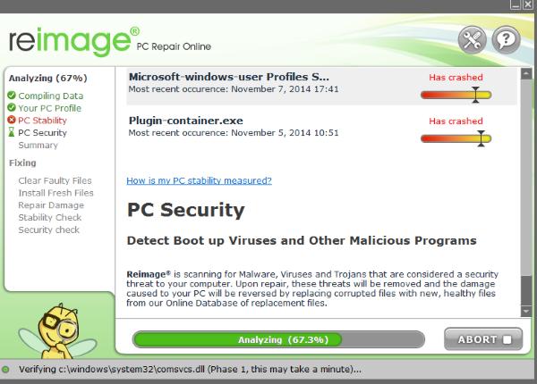 maneiras de melhorar o desempenho do PC com o RegCure Pro