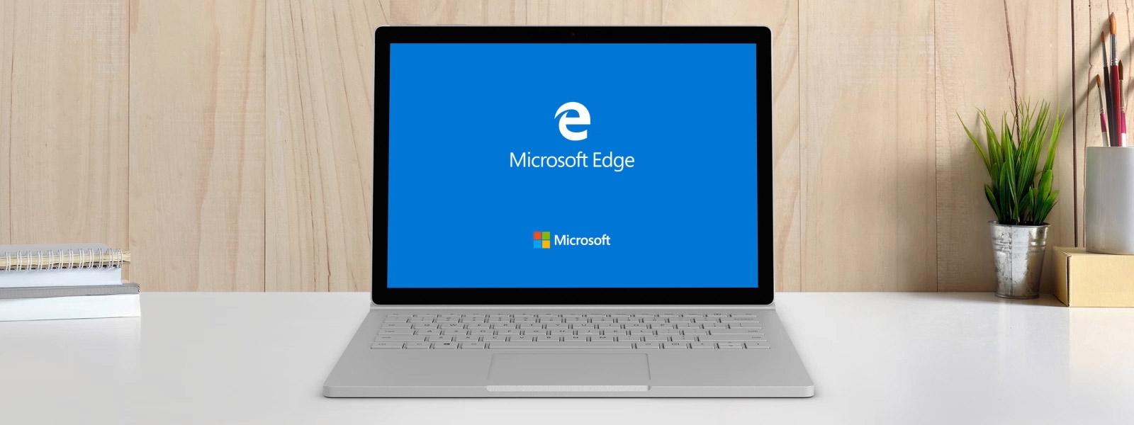 torne o Microsoft Edge mais rápido e seguro