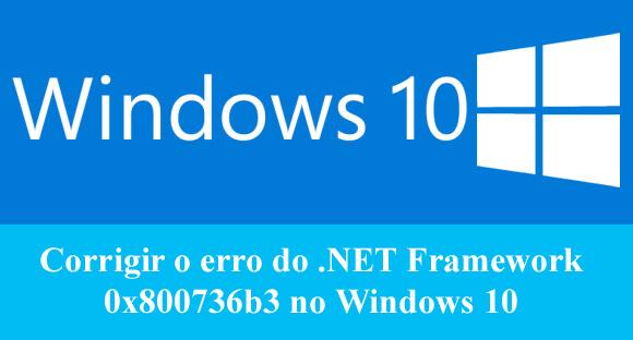 delete. NET Framework error 0x800736b3