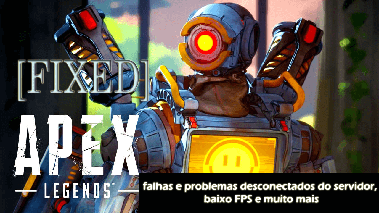 Apex Legends Erros